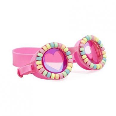 Bling2O - Okulary do Pływania Pudrowe Cukierki 6+