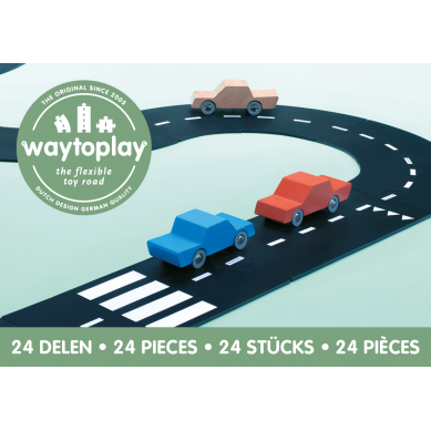 Waytoplay - Droga Do Układania 24el HIGHWAY