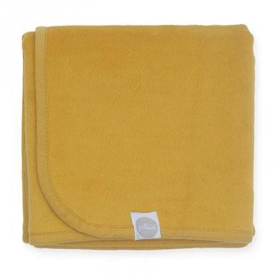 Jollein - Kocyk Bawełniany 75 x 100 cm TOG 1.0 Mustard
