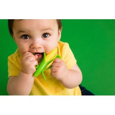 Baby Banana - Szczoteczka Treningowa Kukurydza