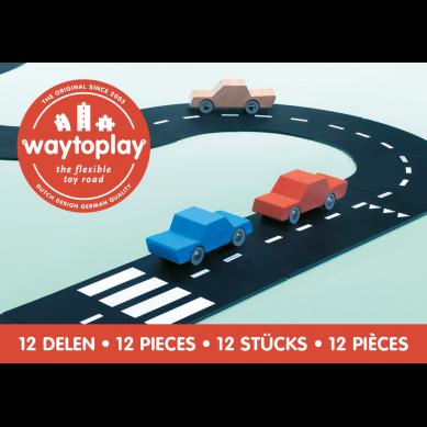 Waytoplay - Droga Do Układania 12el. RINGROAD