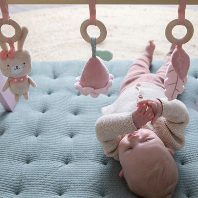Little Dutch - Pałąk Baby Gym Róź