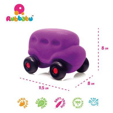 Rubbabu - Autobus Sensoryczny Fioletowy