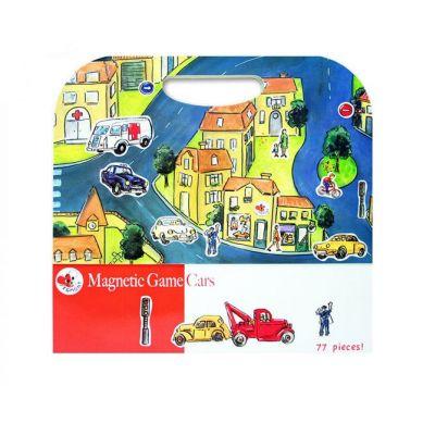 Egmont Toys - Układanka Magnetyczna Samochody