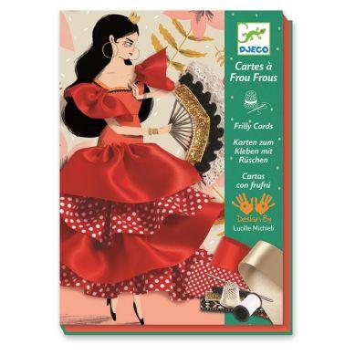 Djeco - Zestaw Artystyczny Flamenco