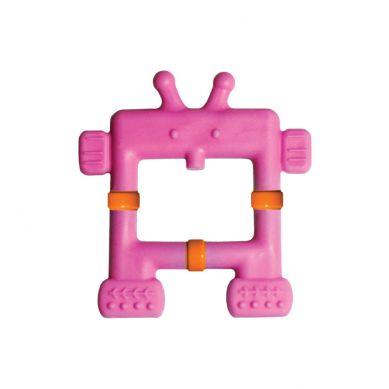 innoBaby - Gryzaczek Robot Różowy