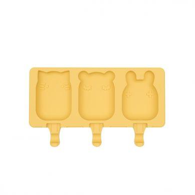 We Might Be Tiny - Silikonowe Foremki do Lodów Yellow