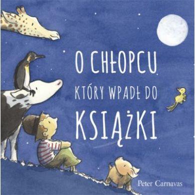Wydawnictwo Adamada - O Chłopcu, Który Wpadł do Książki
