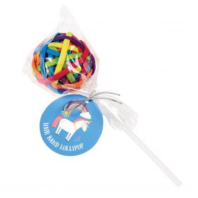 Rex - Zestaw Gumek do Włosów Unicorn Lollipop