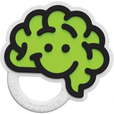 Fat Brain Toys - Gryzak Mózg Zielony