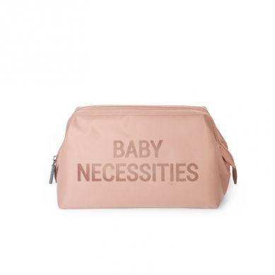 Childhome - Kosmetyczka Baby Necessities Różowa