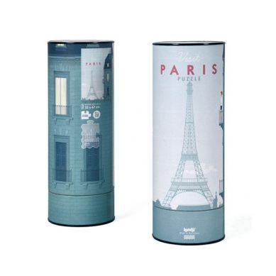 Londji - Puzzle dla Dzieci Zwiedzaj Paryż 6+
