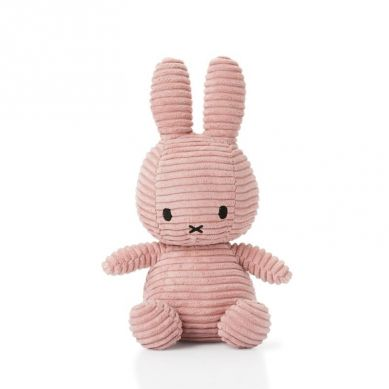 Miffy - Przytulanka Miffy Corduroy Pink 23cm