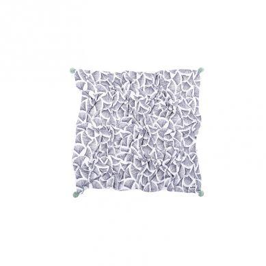 Malomi Kids - Otulacz Bambusowy 100x120 Mint
