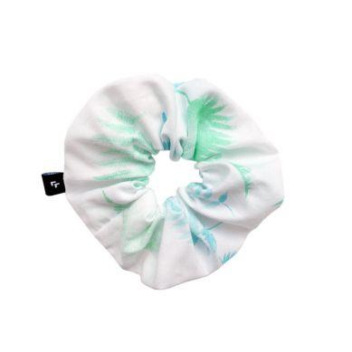 Lullalove - Frotka Bawełniana Paprocie Mint