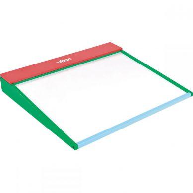Vilac - Duża Układanka Magnetyczna Creamagnet na Drewnianej Tablice