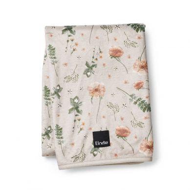 Elodie Details - Kocyk Pearl Velvet Meadow Blossom