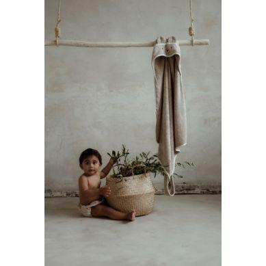My Memi - Bambusowy ręcznik beige - bear