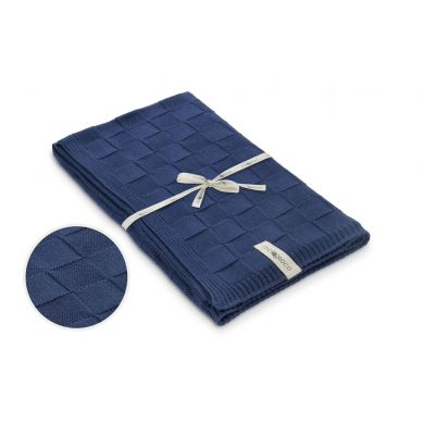 Molomoco - Kocyk Niemowlęcy Rabata Jeans