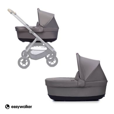 Easywalker - Mosey+ Gondola do Wózka Pebble Grey