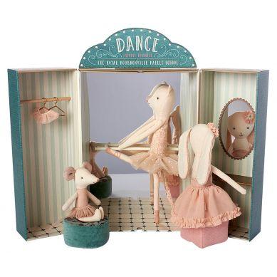 Maileg - Zestaw Szkoła Baletowa