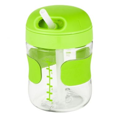 OXO - Bidon ze Słomką 9+ Green 200 ml