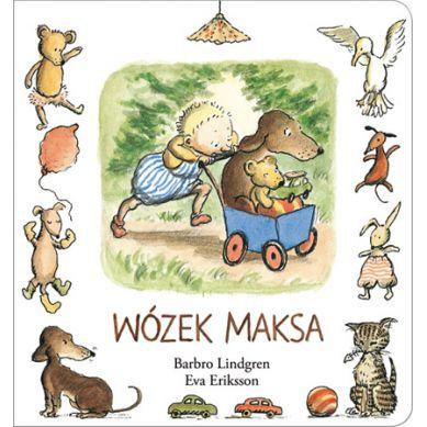 Wydawnictwo Zakamarki Wózek Maksa