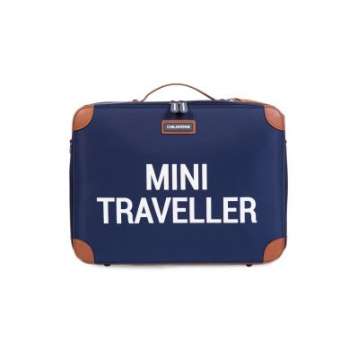 Childhome - Walizka Dziecięca Mini Traveller Granatowa