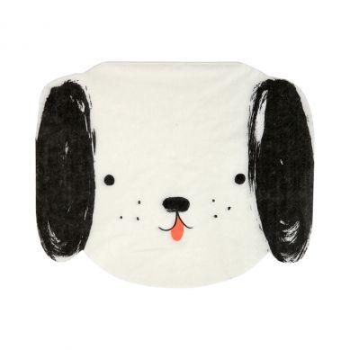 Meri Meri - Serwetki Urodzinowe Black And White Dog