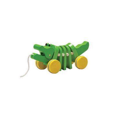 Plan Toys Tańczący Krokodyl do ciągnięcia