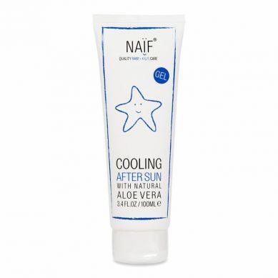Naif - Żel po Opalaniu dla Dzieci i Niemowląt 100% Naturalny, 100 ml