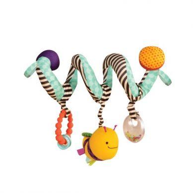 B.Toys - Aktywna Spirala Sensoryczna dla Niemowląt