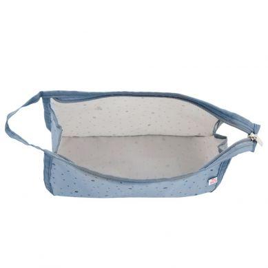 My Bag's - Kosmetyczka Leaf Blue