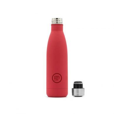 Cool Bottles - Butelka Termiczna 500 ml Triple Cool Vivid Red