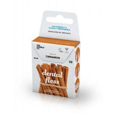 Humble Brush - Nić Dentystyczna o Smaku Cynamonu Cinnamon 50m