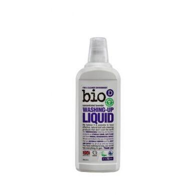 Bio-D - Skoncentrowany Płyn do Mycia Naczyń Lawenda 750ml
