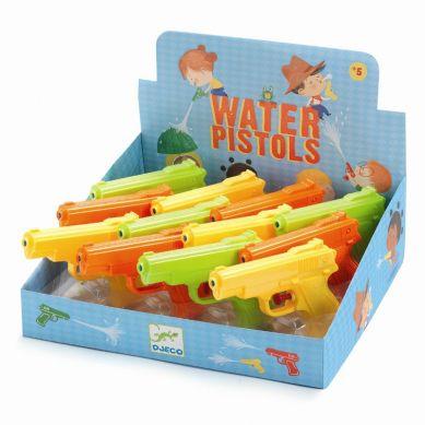 Djeco - Pistolet na Wodę Pomarańczowy