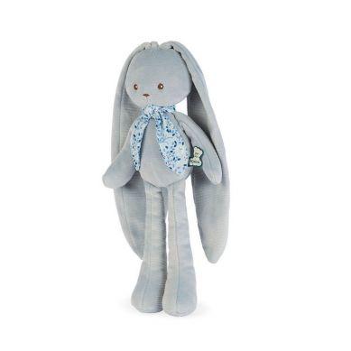 Kaloo - Przytulanka Królik Niebieski Duży 35 cm w Pudełku Kolekcja Lapinoo