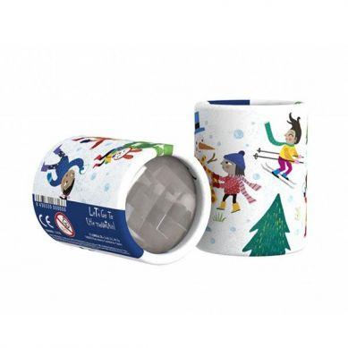 Londji - Mini Kalejdoskop dla Dzieci Zima w Górach 3+