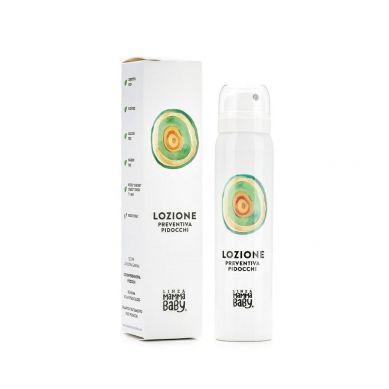 Linea MammaBaby - Balsam Zapobiegający Wszom 75 ml Poldino