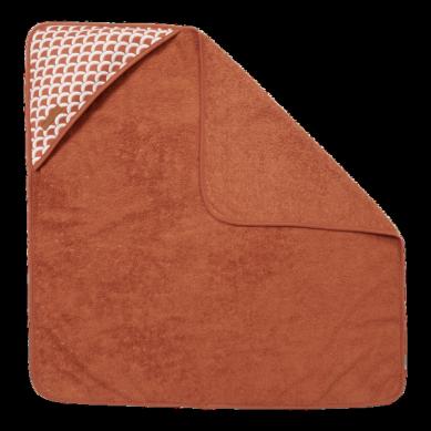 Little Dutch - Bawełniany Ręcznik Sunrise Rust