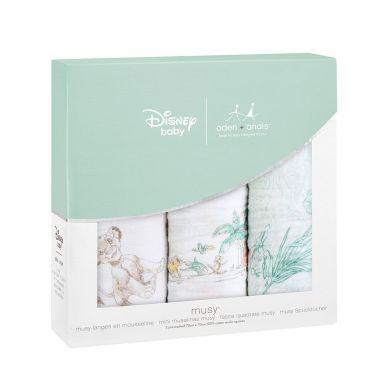 aden + anais - Pieluszka Muślinowa Musy Disney Król Lew 3 szt