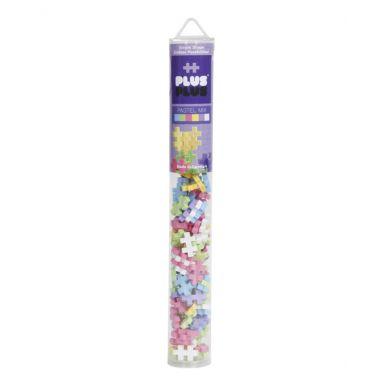 Plus Plus - Mini Tuba Pastel 100szt