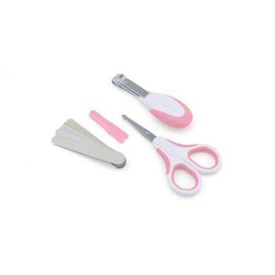 Nuvita - Zestaw Kosmetyczny do Paznokci Cool Pink