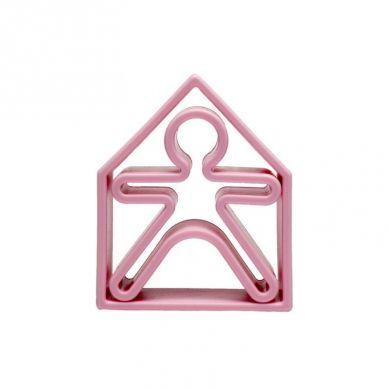 Dena - Zabawka Kreatywna Kid + House Pink Pastel