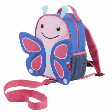 """Skip Hop - Plecak Mini ze """"smyczą bezpieczeństwa"""" Motyl"""