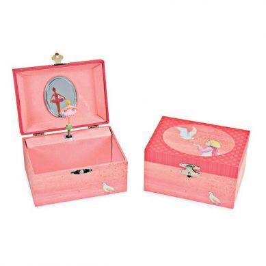 Egmont Toys - Pozytywka Szkatułka z Baletnicą Mewa 3+