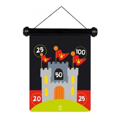 Scratch - Małe Magnetyczne Rzutki Rycerz