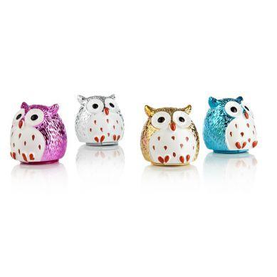 NPW ROW - Balsam do Ust De-Luxe Owl Blue