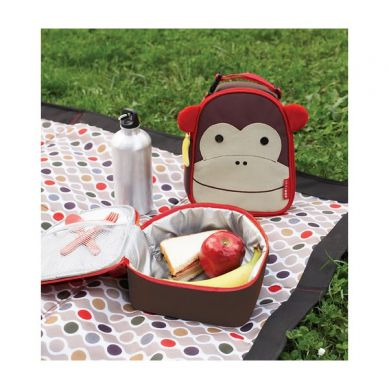 Lunchbox, Pojemnik na Drugie Śniadanie Małpka Skip Hop